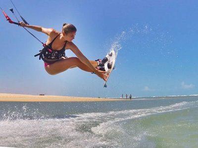 Kitesurfen brasilien, kite schule, barra nova, Kitesurfen spots, Kitesurfen spots brasilien